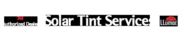 Solar Tint Services